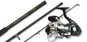 suppliers of Fin-Nor rods and reels